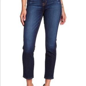 Hudson Holy High Waist Ankle Skinny Jeans